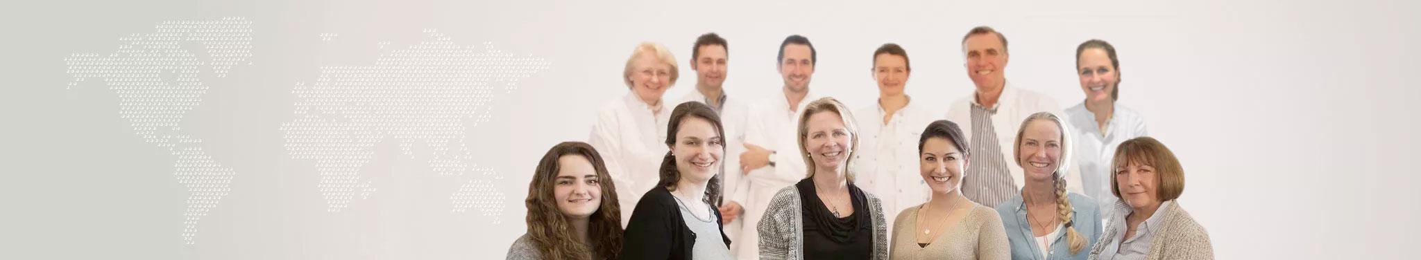 Dr. Frühwein + Partner Team